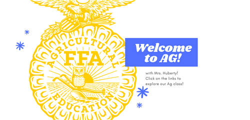 Welcome to AG!